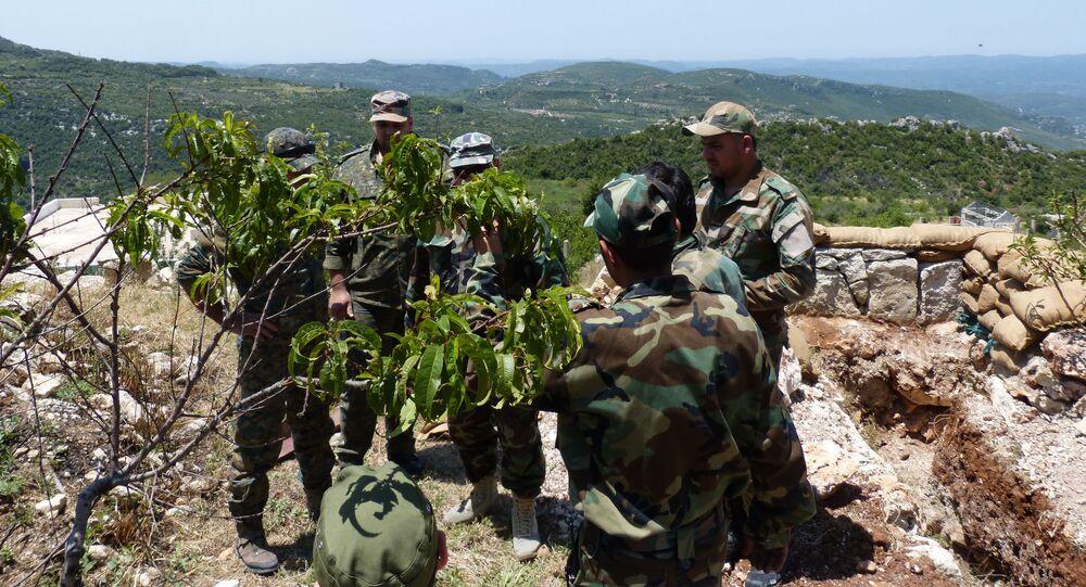 الجيش السوري يحيّد دفاعات إمارة الصينيين مع اقتراب المواجهة في ريف اللاذقية