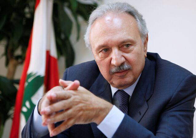 وزير الاقتصاد والتجارة اللبناني، محمد الصفدي