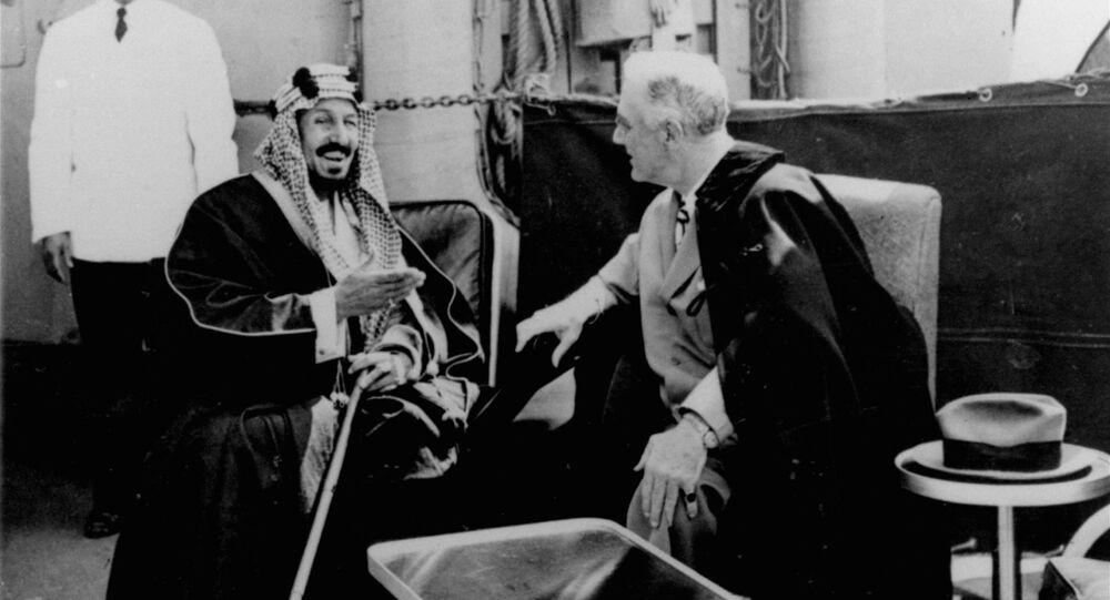 الملك المؤسس عبد العزيز آل سعود