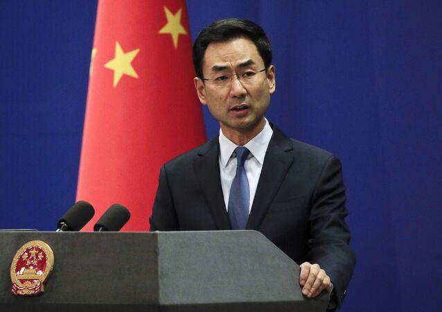 المتحدث باسم وزارة الخارجية قنغ شوانغ