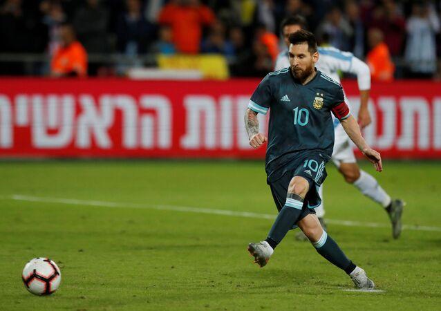مباراة الأرجنتين وأوروغواي الودية