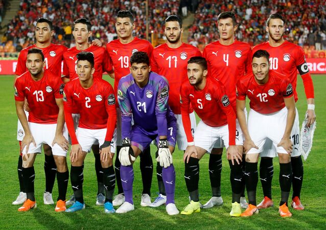 منتخب مصر الأولمبي