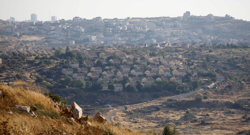 بناء المستوطنات في الضفة الغربية، 19 يونيو 2019