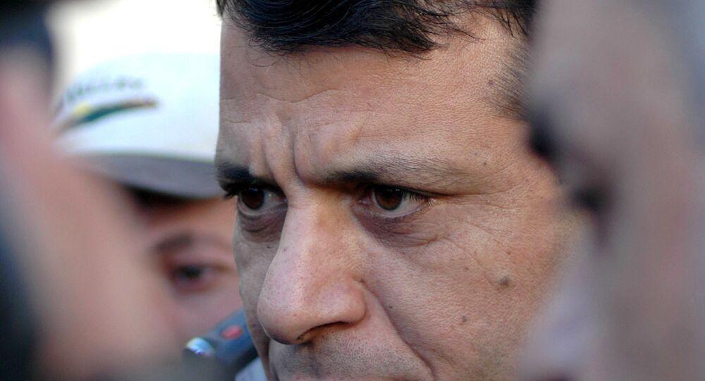 القيادي الفلسطيني محمد دحلان