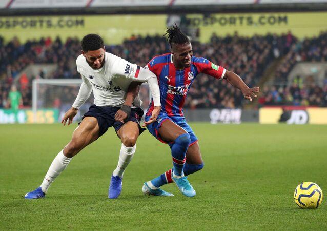 مباراة ليفربول وكريستال بالاس، 23 نوفمبر/تشرين الثاني 2019