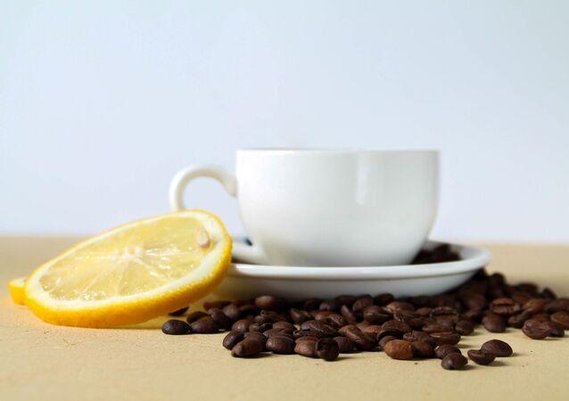 قهوة وليمون