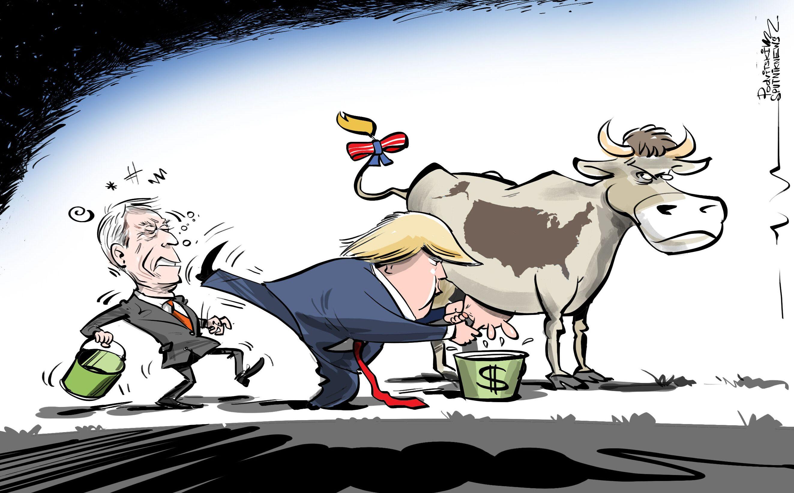 ملياردير آخر يعلن ترشحه للرئاسة الأمريكية