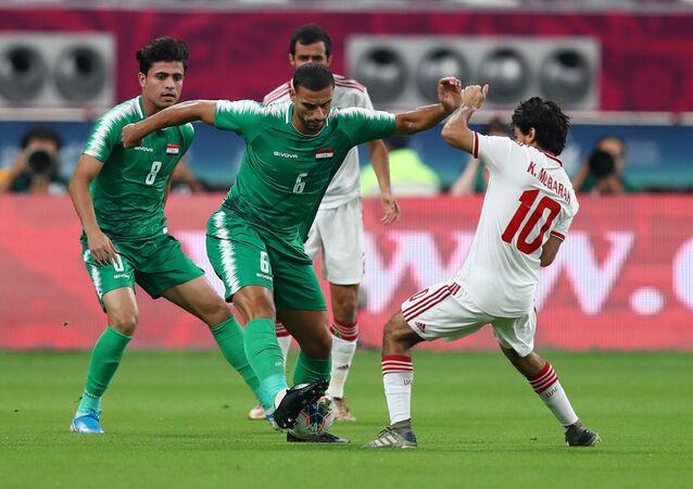 مباراة الإمارات والعراق في خليجي 24، 29 نوفمبر/تشرين الثاني 2019