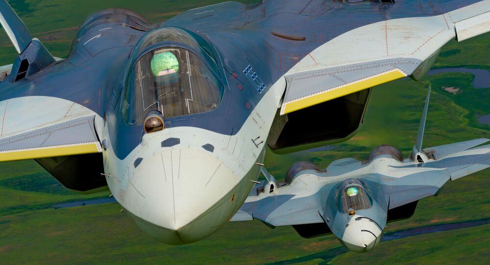 المقاتلة الروسية متعددة المهام من الجيل الخامس سو-27