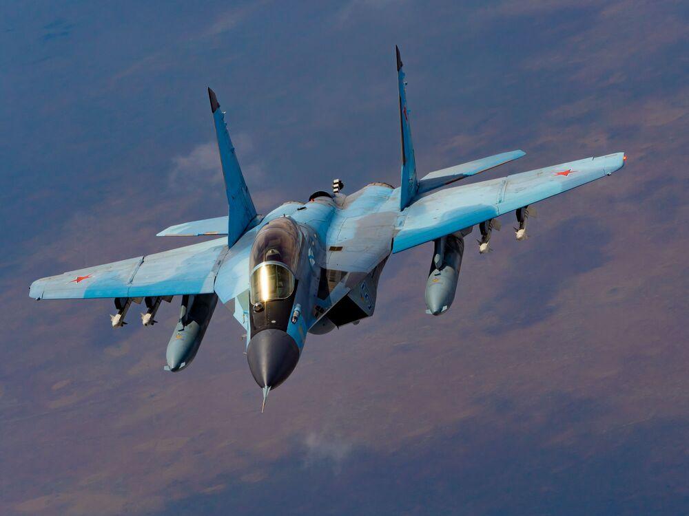 المقاتلة الروسية ميغ-29كا من الجيل الرابع