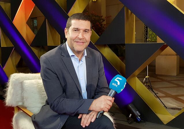 المخرج المغربي محمد نظيف