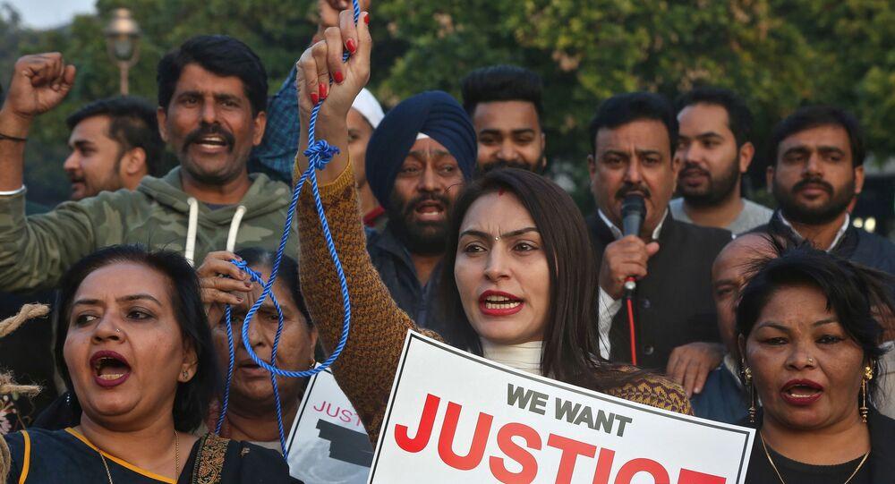 احتجاجات في الهند تطالب بمحاكمات سريعة في جرائم الاغتصاب