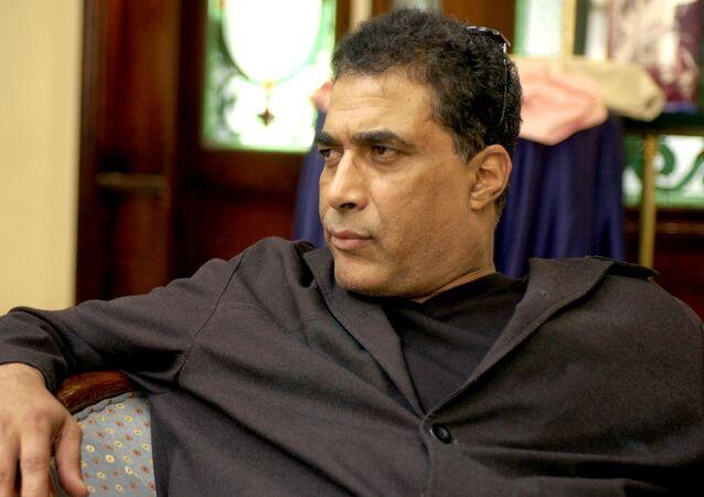 الفنان المصري أحمد زكي