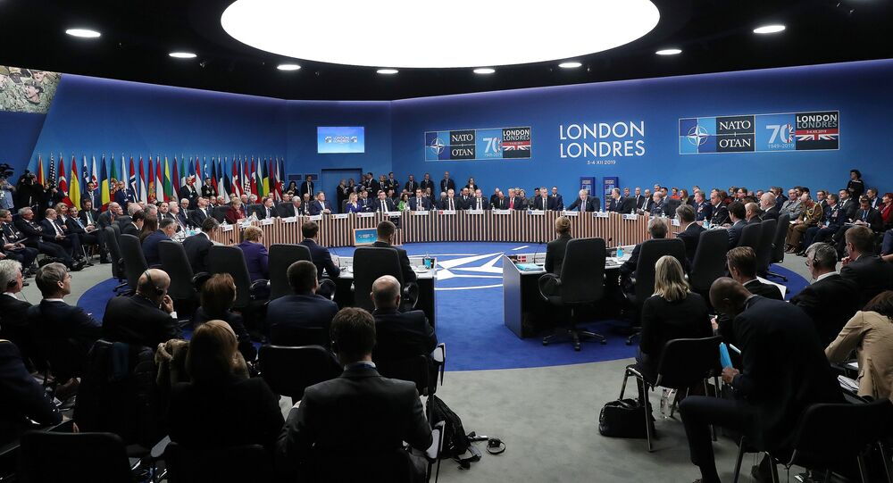 قمة الناتو في لند، 4 ديسمبر 2019