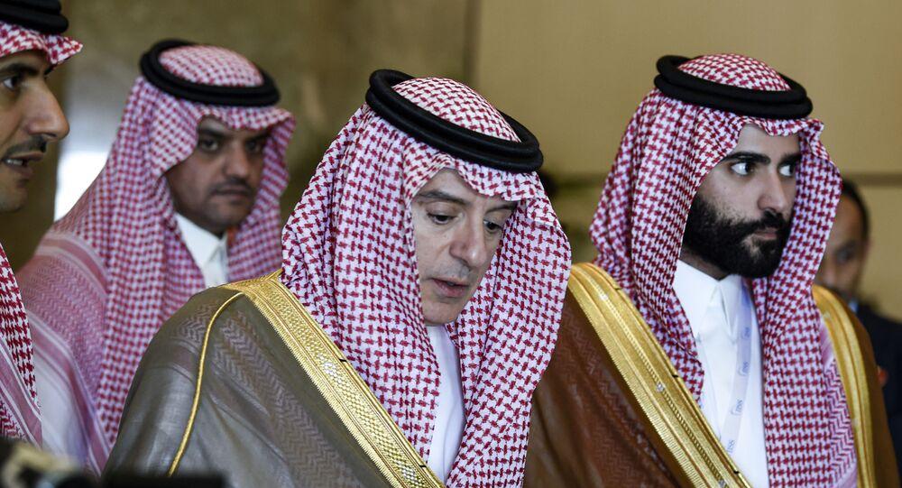 وزير الدولة للشؤون السعودية عادل الجبير