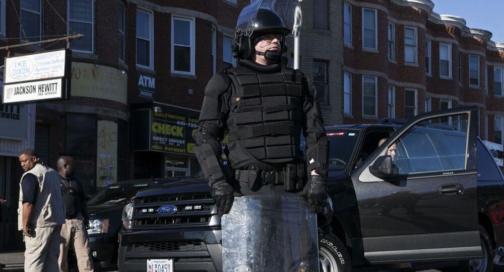 شرطة أمريكا