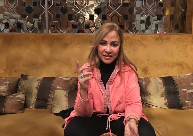 مديرة مهرجان الحسيمة في المغرب أغيلاس صوفيا