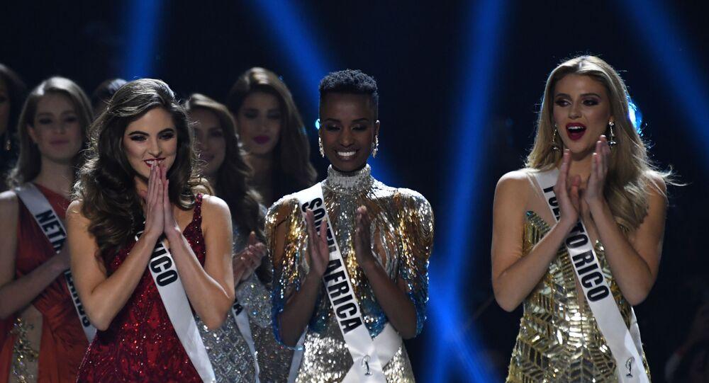 مسابقة ملكة جمال الكون 2019
