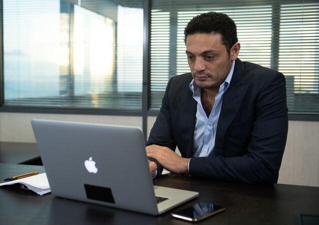 المقاول والممثل المصري محمد علي