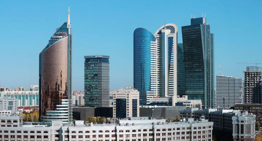 مدينة نور سلطان، كازاخستان 9 أكتوبر 2019
