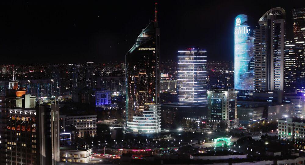 مدينة نور سلطان، كازاخستان 8 أكتوبر 2019