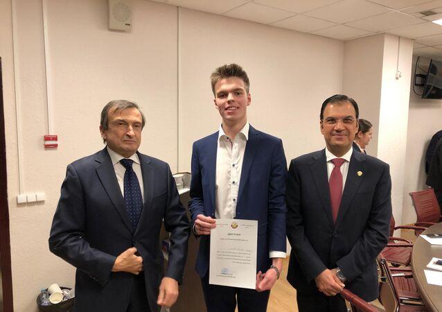 مسابقة اللغة العربية في موسكو