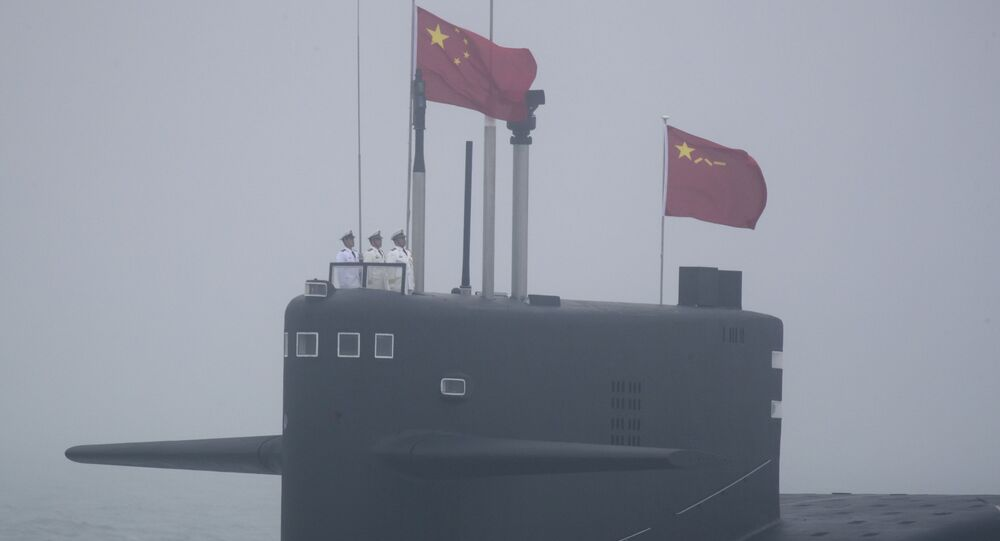 الأسطول الصيني- غواصة مشروع 094 لونغ مارتش 15 (Long March 15)