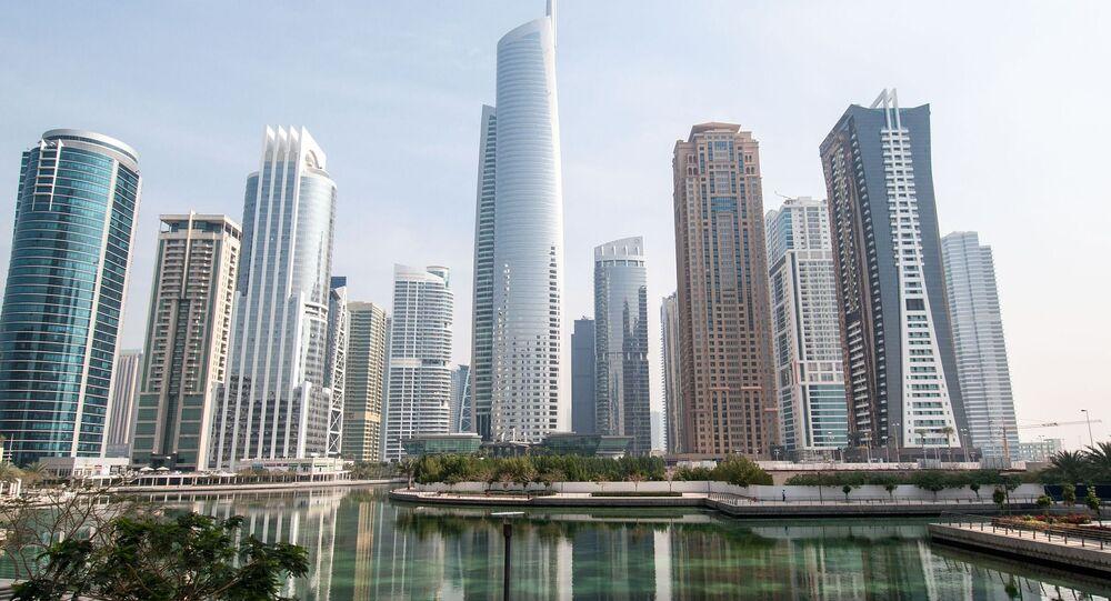 بانوراما لمدينة دبي