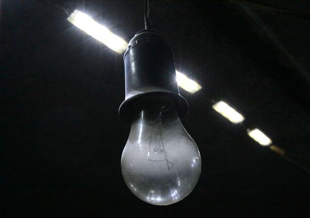 مصباح كهربائي