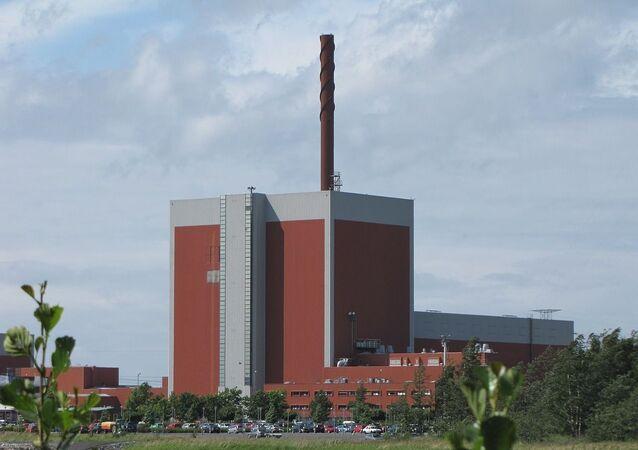 تخصيب اليورانيوم - صورة تعبيرية لمحطة الطاقة النووية