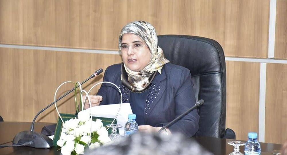 جميلة المصلي وزيرة التضامن والتنمية الاجتماعية والمساواة والأسرة بالمغرب