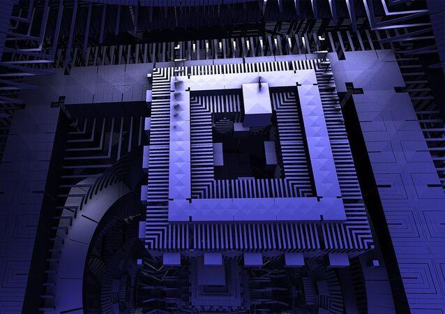 الحاسوب الكمي