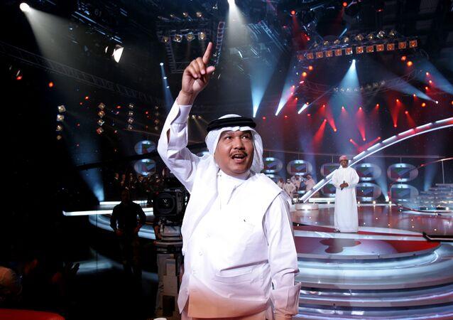 المطرب السعودي محمد عبده
