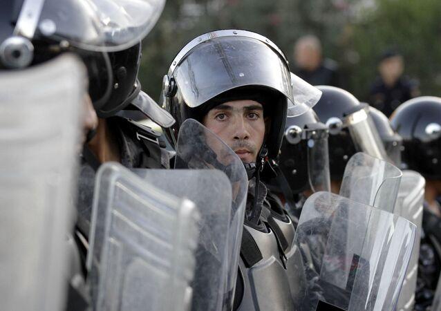 فرد أمن في الشرطة الأردنية