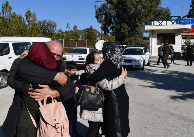 عودة اللاجئين السوريين من تركيا إلى مدينة كسب، سوريا