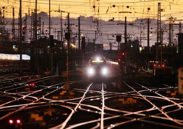 قطارات باريس