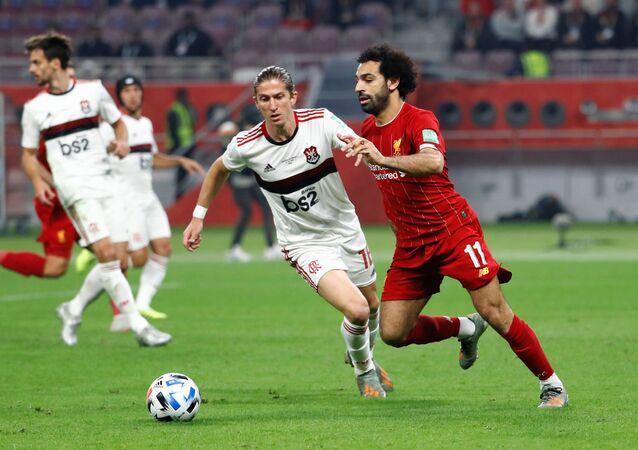 نهائي كأس العالم للأندية بين ليفربول الإنجليزي وفلامنجو البرازيلي