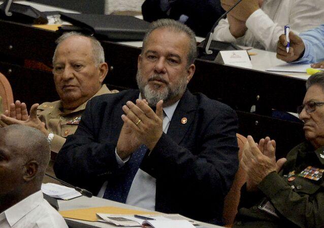 رئيس الوزراء الكوبي مانويل ماريرو كروز