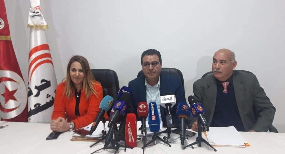 حركة الشعب التونسية