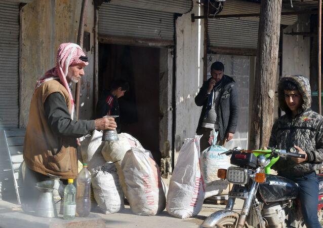 إدلب، سوريا 21 ديسمبر 2019
