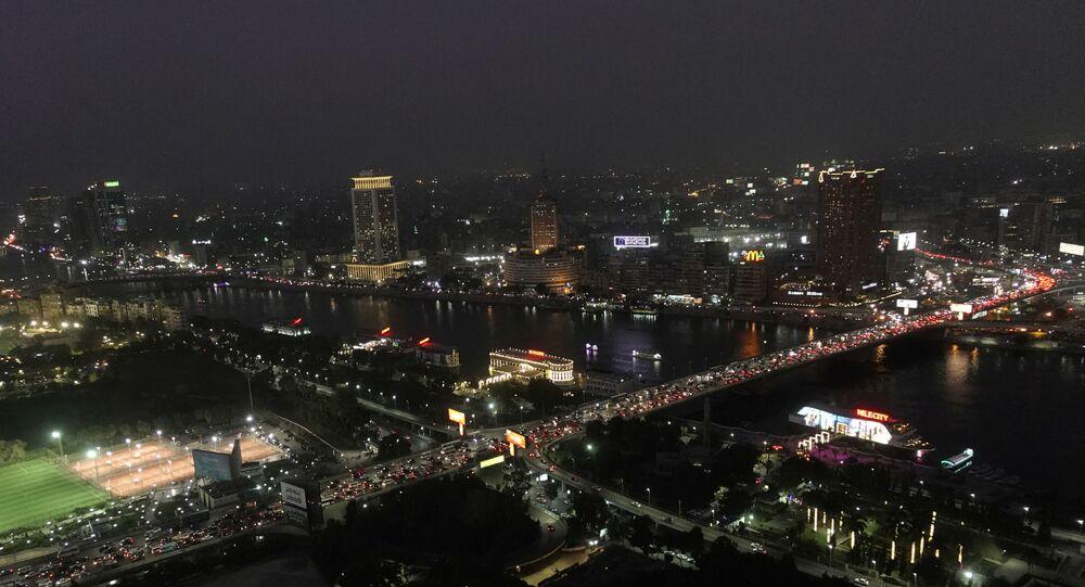 القاهرة - عاصمة جمهورية مصر العربية