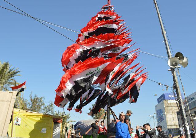 أعياد الميلاد تنبض بضحايا الثورة الشعبية في العراق