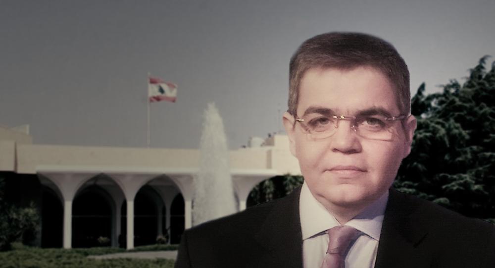 بشارة خير الله، مستشار الرئيس اللبناني السابق