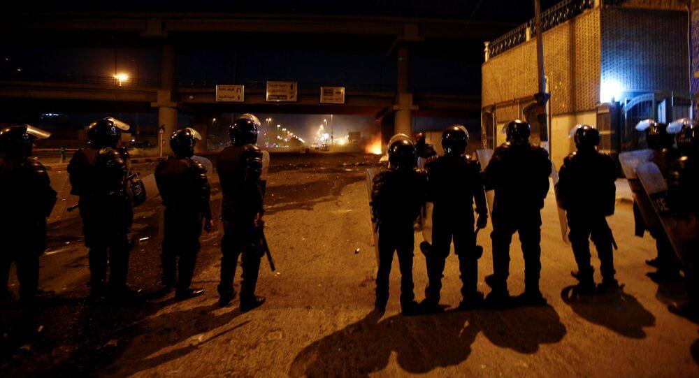 شرطة إيران