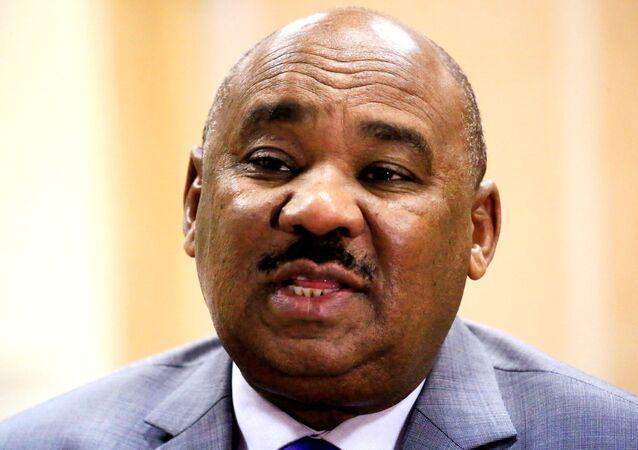 وزير المالية السوداني، إبراهيم البدوي
