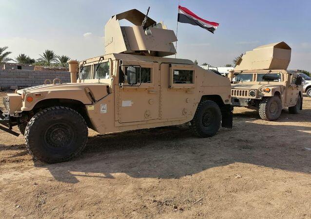 انطلاق المرحلة الثامنة من إدارة النصر في العراق