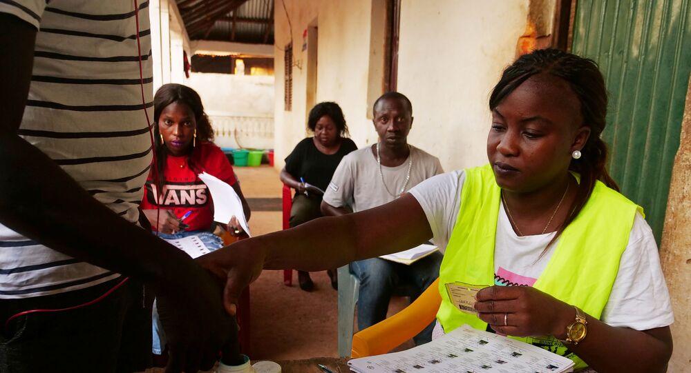 انتخابات غينيا بيساو