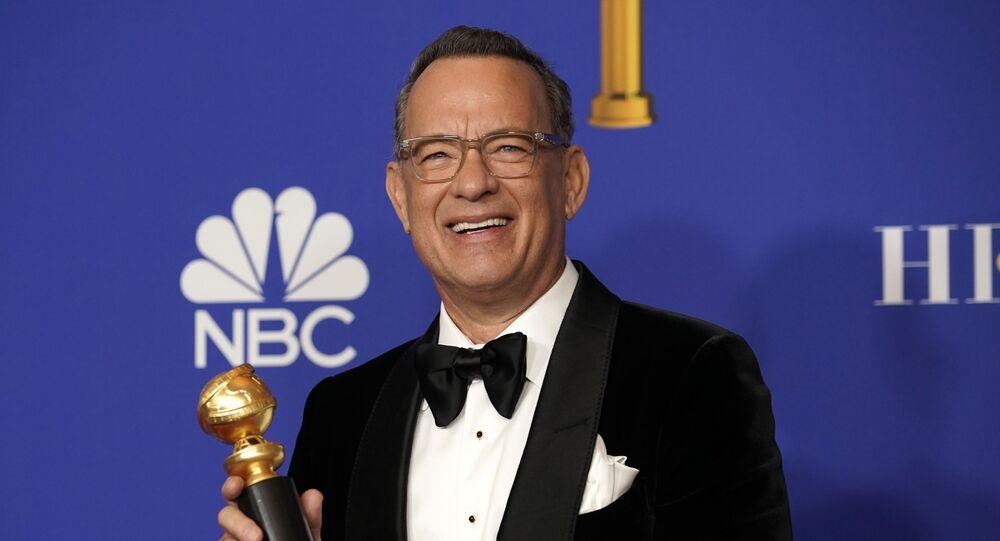 توم هانكس جوائز غولدن غلوب
