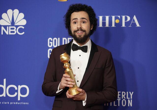 رامي يوسف جوائز غولدن غلوب