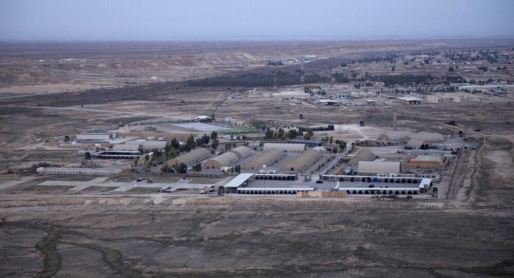 قاعدة عين الأسد الأمريكية في العراق
